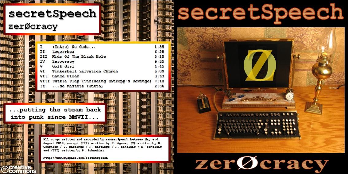 secretSpeech micro-site